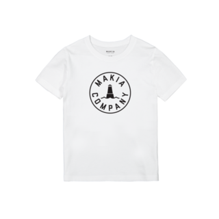 Makia Astern T-Shirt White