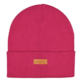 Gugguu SS19 Basic Knitted Beanie Cherry
