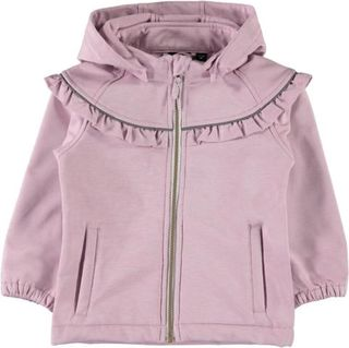 Name It Nmfalfa Softshell Jacket Frill Dawn Pink