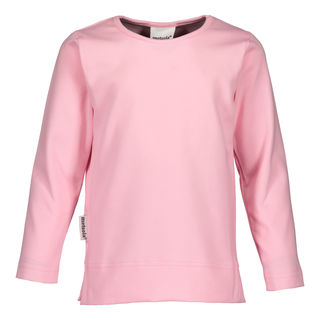 Metsola SS18 Tricot Basic T-Shirt LS Candy Pink