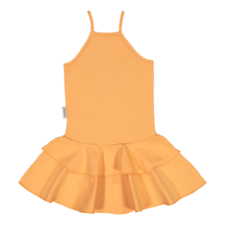 Gugguu SS20 Spaget Dress Cantaloupe