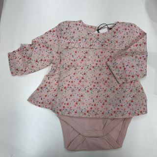 Name It Nbfdamita Ls Shirt Body Strawberry Cream
