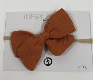 Gipsy Parrot Muslin Collection Brick