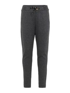 Name It Nkmover Pant Dark Grey Melange