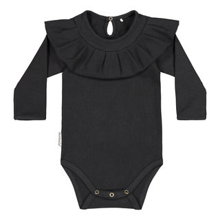 Metsola AW20 Frillabody Black