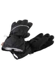 Reima AW19 Gloves Harald Black