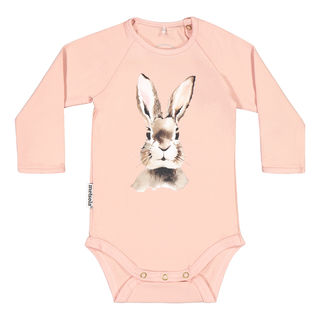 Metsola AW19 Bunny Pink Placement Body LS
