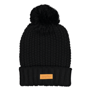 Gugguu AW18 One Tuft Hat Black