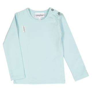 Gugguu SS18 Unisex Tricot Shirt Light Mint - Paita