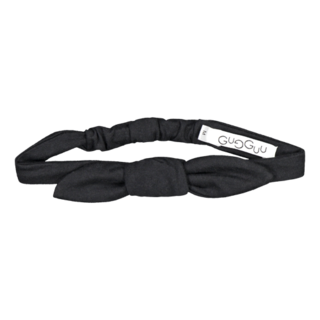 Gugguu SS20 Bow Band Black