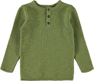 Name It Nmmfivo LS Knit Loden Green