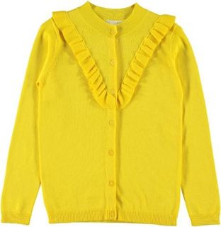 Name It Nmmfilippa Knit Card Empire Yellow Neulepaita