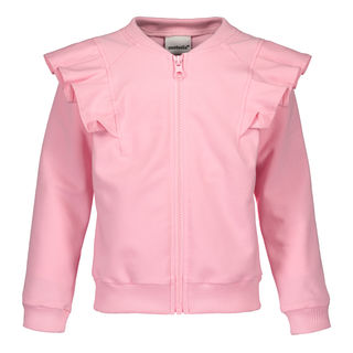 Metsola SS18 Girls Frilla Bomber Candy Pink
