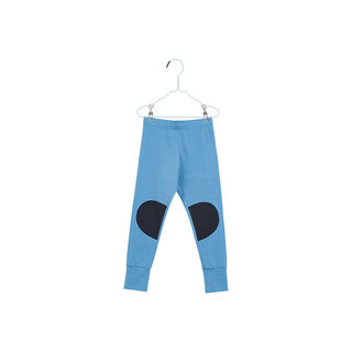 Papu SS18 Patch Leggings Dolphin Blue, Black