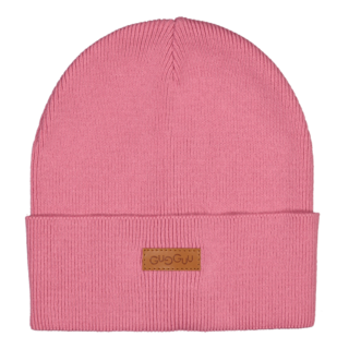 Gugguu SS19 Basic Knitted Beanie Pink Rose
