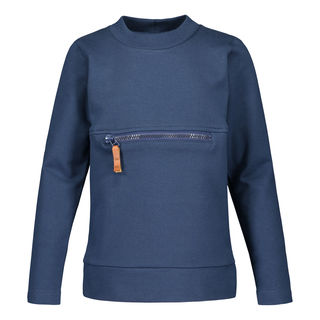 Metsola AW19 Zipper Shirt Ls Arctic Sea