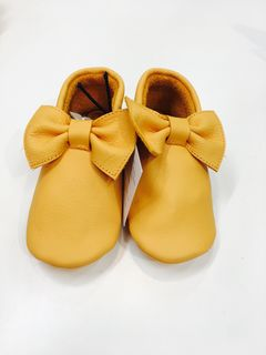 For Minis And Mommies Bowwows Moccasins Okra