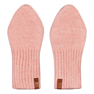 Metsola SS20 Cotton Knitted Baby Mittens Powder Puff