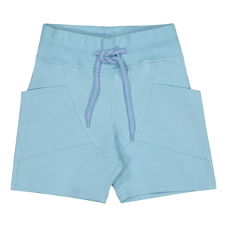 Gugguu SS20 College Shorts Summer Sky