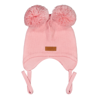 Gugguu SS20 Double Tuft Baby Beanie Bubble Gum