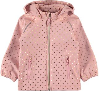 Name It Nmfalfa Jacket Foil Dot Bridal Rose