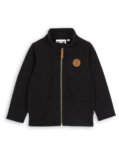 Mini Rodini AW19 Fleece Jacket Black