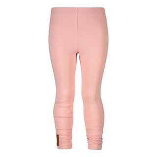 Metsola AW19 Basic Leggins Rib Rose Smoke
