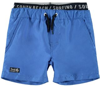 Name It Nkmzimon Shorts Strong Blue