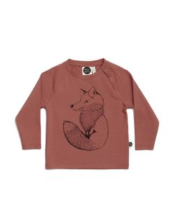 Mainio AW19 Clever Fox Tricot Shirt