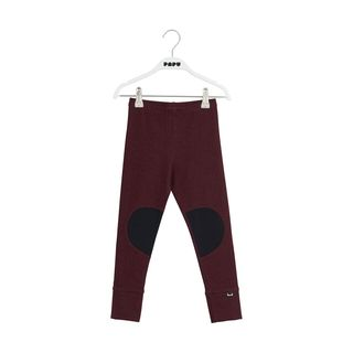 Papu AW19 Patch Leggings Tile Melange
