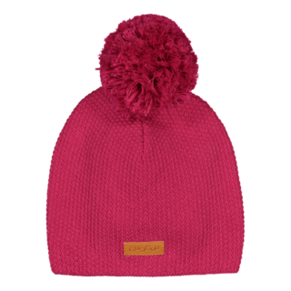 Gugguu SS19 Single Tuft Beanie Cherry
