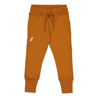 Gugguu AW20 Slim Baggy Tanned Yellow Collegehousut