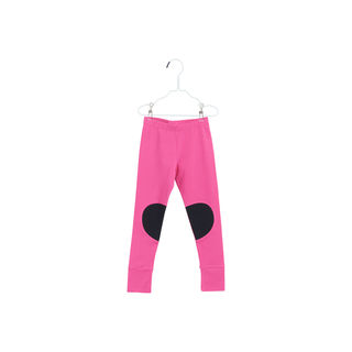 Papu SS18 Patch Leggings Very Pink/Black