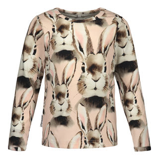 Metsola AW19 T-Shirt Ls Bunny Pink
