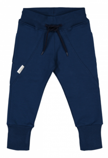 Gugguu AW18 Slim Baggy Night Blue