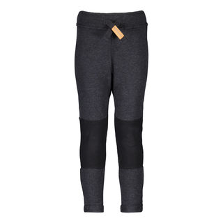 Metsola AW18 College Pants Block Dark Grey Melange