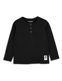 Mini Rodini AW18 Basic Grandpa Black