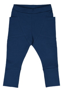 Gugguu Aw18 Unisex Pants Night Blue