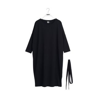 Papu AW19 Cubic Dress Black