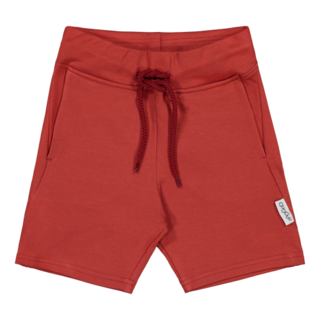 Gugguu SS20 Cube Shorts Spicy Red