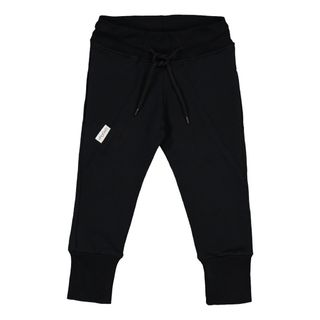Gugguu AW20 Slim Baggy Black Collegehousut