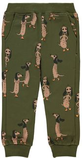 Name It Dogs Swe Pant Ivy Green