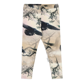 Gugguu AW19 Print Leggings Night Forest