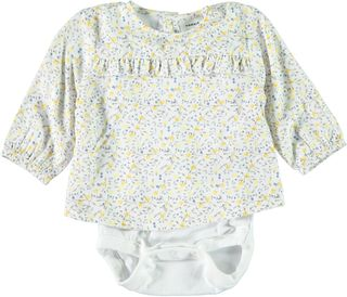 Name It Nbfdamita Ls Shirt Body Snow White