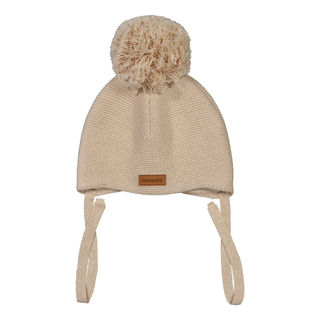 Metsola SS19 Knitted Baby Beanie Sand of Africa