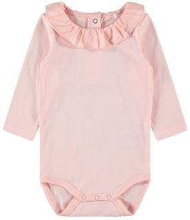 Name It Nbffalia Ls Body Strawberry Cream