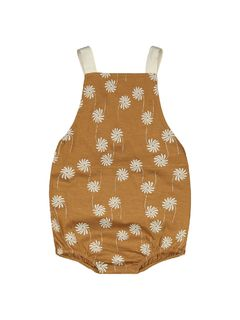 Mainio SS20 Flower Power One-Piece Bone Brown