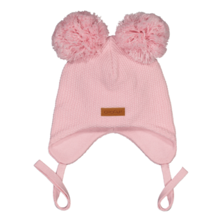 Gugguu SS19 Baby Double Tuft Beanie Orchid