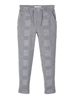 Name It Nkftomina Pant Black/Checks