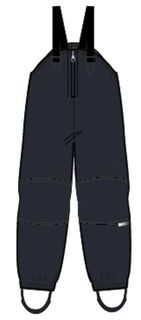Name It Nmmalfa Softshell Bib Pant Black